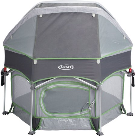 PAC N PLAY SPORTS TENT