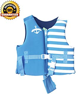 SWIM VEST Up to 30 – 50 LBS