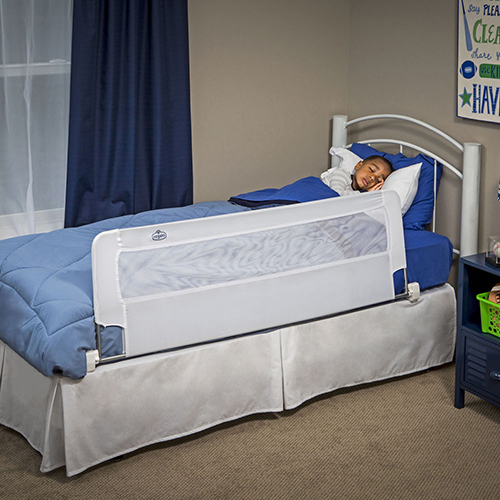 TODDLER SAFETY BED RAILS