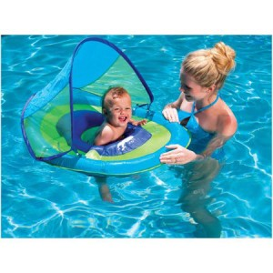 CHILD FLOAT WITH SHADE