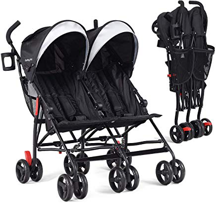 UMBRELLA STROLLER DOUBLE