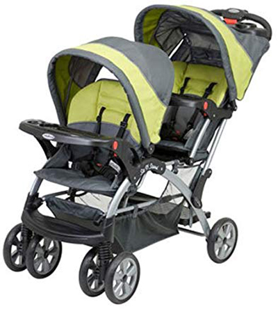 DOUBLE FULL SIZE STROLLER – BACK TO BACK