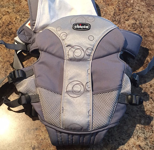 INFANT FRONT CARRIER
