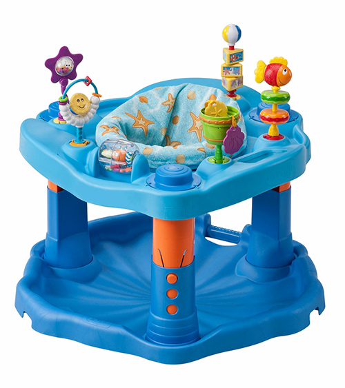 MEGA or EXERSAUCER for Baby