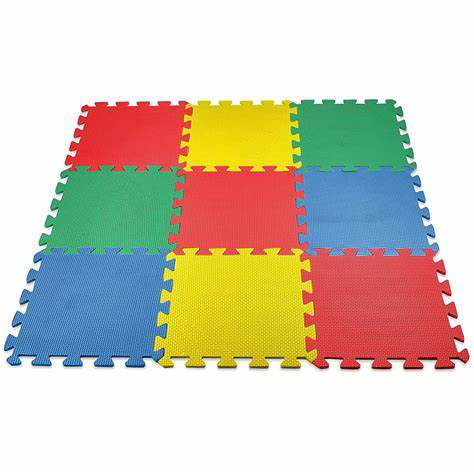 TODDLER FLOOR MAT